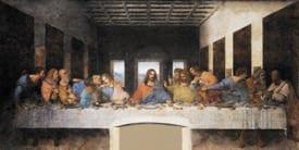 davinci last supper